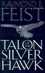 Conclave of Shadows 01. Talon of the Silver Hawk