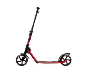 HUDORA 14115 - BigWheel® Scooter Generation V 205, Roller, rot/s