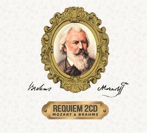 Mozart & Brahms Requiem 2CD Gold Edition