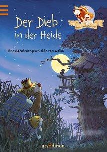 Hase und Holunderbär 04. Der Dieb in der Heide