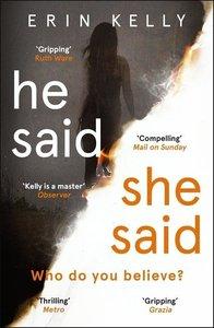 Kelly, E: He Said/She Said
