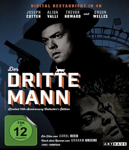 Der dritte Mann. Limited 70th Anniversary Collector\'s Edition
