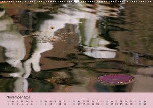 Farben des Wassers (Wandkalender 2020 DIN A2 quer)