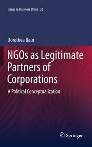 NGOs as Legitimate Partners of Corporations