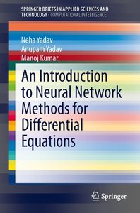 An Introduction to Neural Network Methods for Differential Equat