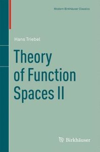 Theory of Function Spaces 2