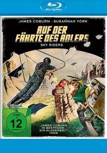 Auf der Fährte des Adlers - Sky Riders, 1 Blu-ray