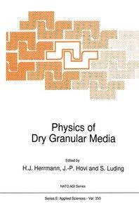 Physics of Dry Granular Media
