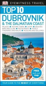 DK Eyewitness Top 10 Travel Guide Dubrovnik & the Dalmatian Coas