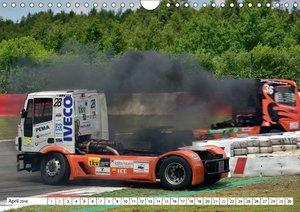 Motorsport am Nürburgring (Wandkalender 2018 DIN A4 quer)
