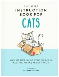 Little Instruction Book for Cats