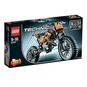 LEGO® Technic 42007 - Motocross Bike