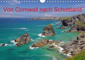 Von Cornwall nach Schottland
