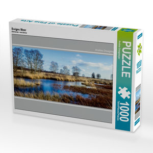 Ewiges Meer 1000 Teile Puzzle quer