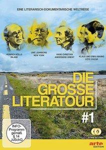 Die große Literatour. 2 DVD-Video