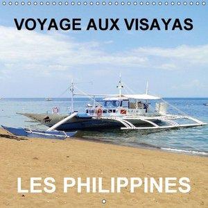Voyage aux Visayas - Les Philippines (Calendrier mural 2015 300