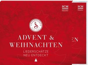 Advent & Weihnachten - Das Liederschatz-Projekt