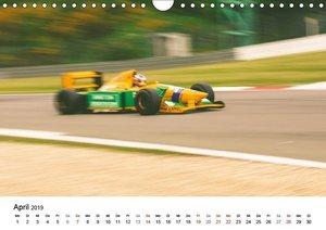 Im Rausch der Geschwindigkeit 2019 (Wandkalender 2019 DIN A4 que