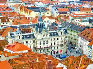 CALVENDO Puzzle Rathaus 2000 Teile Lege-Größe 90 x 67 cm Foto-Pu