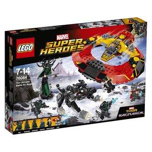 LEGO® Super Heroes 76084 - Thor, Das ultimative Kräftemessen u