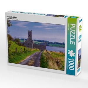 Rosserk Abbey 1000 Teile Puzzle quer