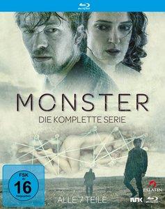 Monster - Der komplette Serienkiller-Thriller in 7 Teilen, 1 Blu