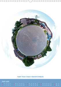 Bielefeld gibt es! Stadtansichten im Kugelpanorama