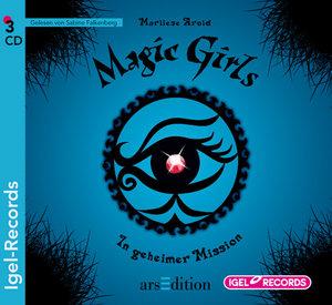 Magic Girls 07-In Geheimer Mis