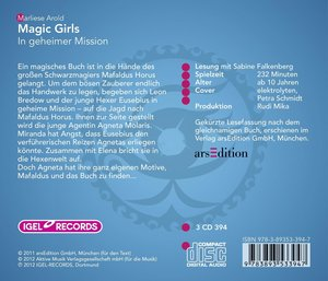 Magic Girls 07-In Geheimer Mis
