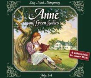 Anne auf Green Gables, Folge 1-4