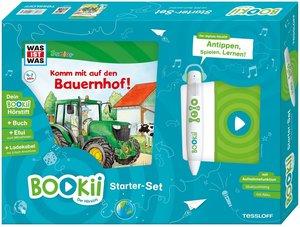 Bookii Starterset WAS IST WAS Junior Komm mit auf den Bauernhof!