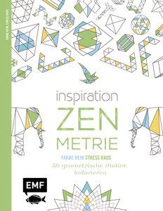 Inspiration Zen-Metrie (Ausmalbuch für Erwachsene)