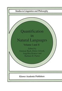 Quantification in Natural Languages