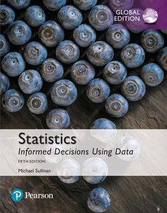 Statistics: Informed Decisions Using Data plus MyStatLab with Pe