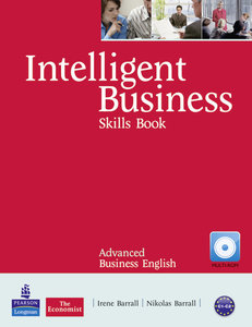Intelligent Business Advanced Skills Book (with CD-ROM)