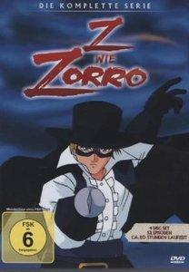 Z wie Zorro - Die Serie