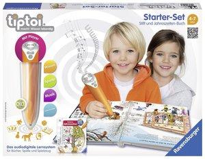 Ravensburger 00506 - tiptoi - Starter-Set mit Stift und Buch