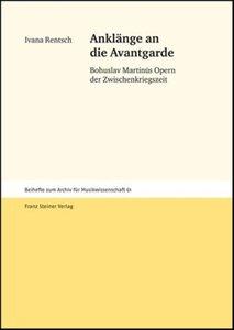 Anklänge an die Avantgarde