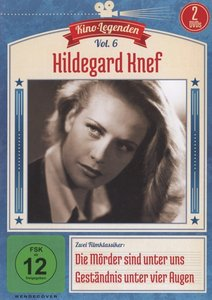 Kino-Legenden Vol.6-Hildegard Knef