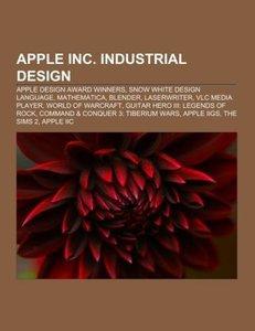 Apple Inc. industrial design