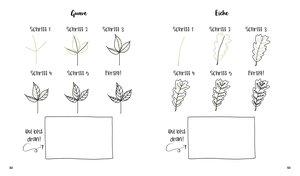 Handlettering Schmuckelemente - Über 200 florale Motive in 5 Sch