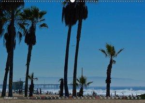 KALIFORNIEN Küstenimpressionen (Wandkalender 2019 DIN A2 quer)