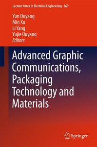 Advanced Graphic Communications, Packaging Technology and Materi