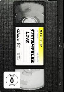 Sistemfeler-Live (DVD+CD)