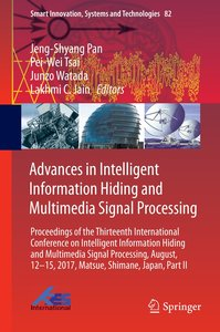 Advances in Intelligent Information Hiding and Multimedia Signal
