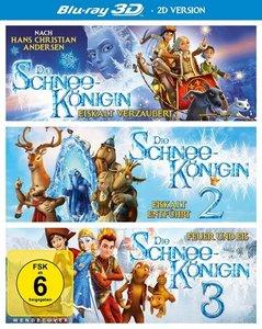 Die Schneekönigin 1-3