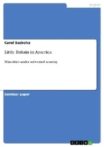 Little Britain in America
