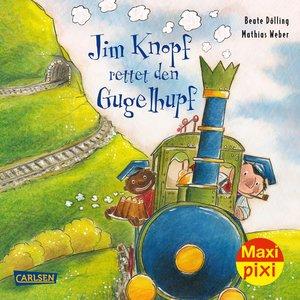 Maxi-Pixi Nr. 266: VE 5 Jim Knopf rettet den Gugelhupf