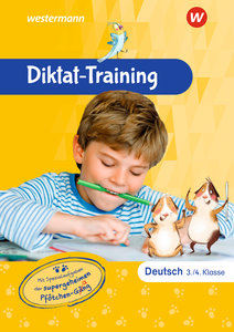 Diktat-Training Deutsch