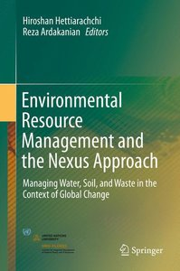 Environmental Resource Management and the Nexus Approach